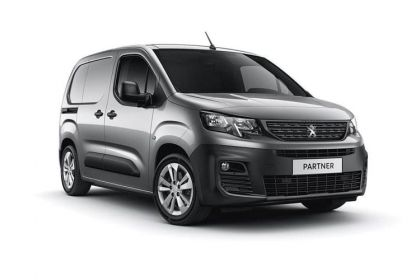 Peugeot Partner hire purchase vans