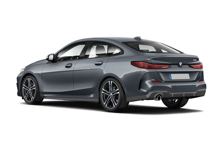 BMW 2 Series 218 Gran Coupe 1.5 i 136PS M Sport 4Dr DCT [Start Stop] back view
