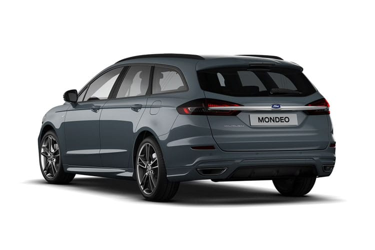 Ford Mondeo Estate 2.0 EcoBlue 150PS ST-Line Edition 5Dr Manual [Start Stop] [Lux] back view