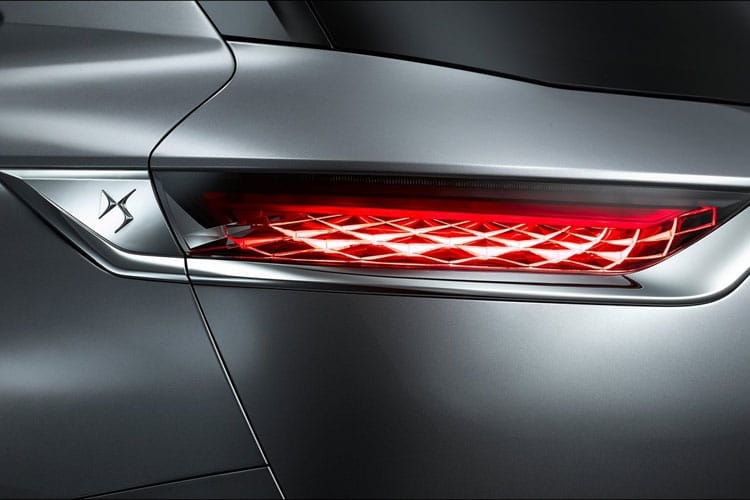 DS Automobiles DS 7 Crossback SUV 5Dr 1.6 E-TENSE PHEV 13.2kWh 225PS Performance Line 5Dr EAT8 [Start Stop] detail view