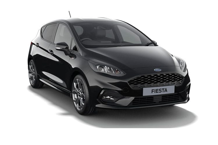 Ford Fiesta Hatch 3Dr 1.0 T EcoBoost MHEV 125PS Trend 3Dr Manual [Start Stop] front view