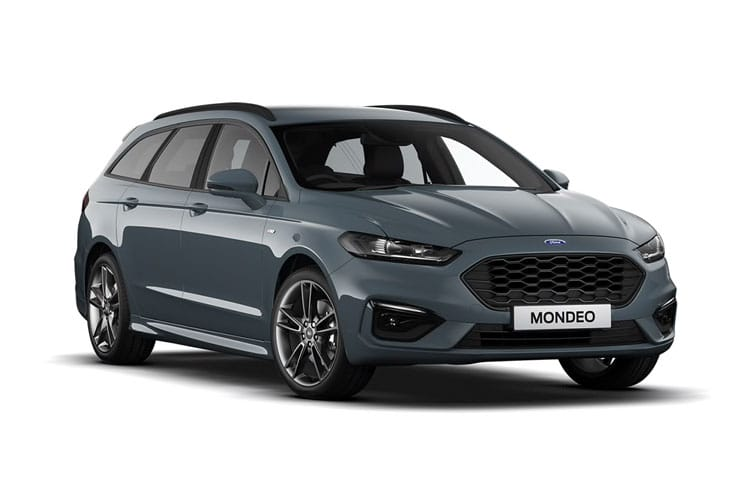 Ford Mondeo Estate 2.0 EcoBlue 150PS ST-Line Edition 5Dr Manual [Start Stop] [Lux] front view