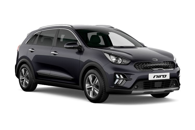 Kia Niro SUV 5Dr 1.6 GDi PHEV 8.9kWh 139PS 3 5Dr DCT [Start Stop] front view