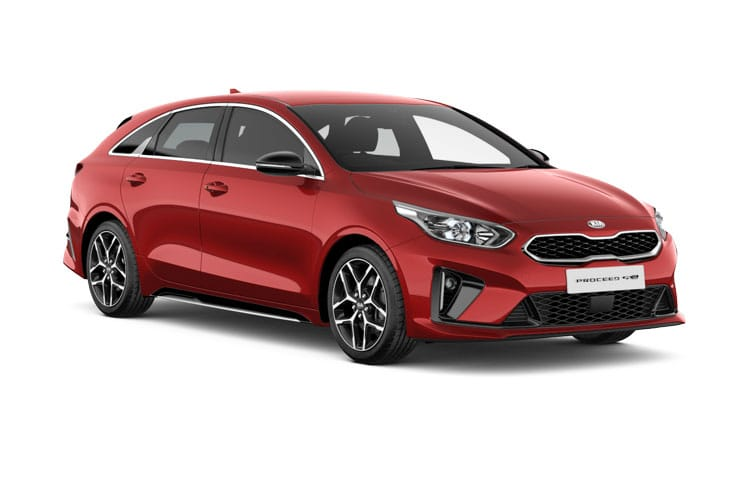 Kia Ceed Sportswagon 5Dr 1.0 T-GDi 118PS 2 NAV 5Dr Manual [Start Stop] [ADAP] front view