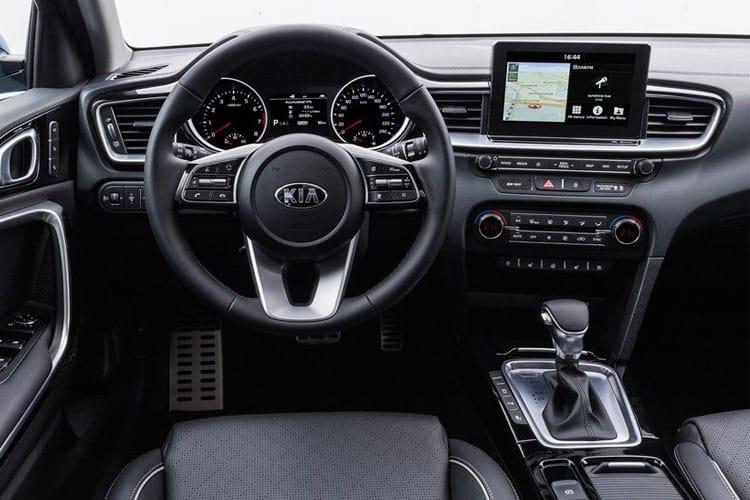 Kia Ceed Hatch 5Dr 1.6 CRDi 134PS GT Line 5Dr DCT [Start Stop] inside view