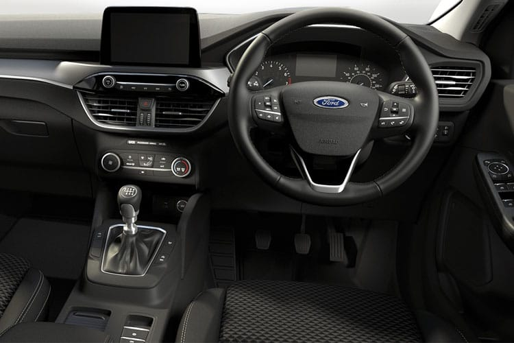 Ford Kuga SUV AWD 2.0 EcoBlue 190PS ST-Line 5Dr Auto [Start Stop] inside view