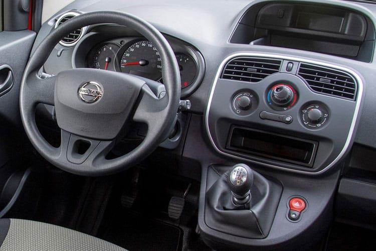 Nissan NV250 L2 1.5 dCi FWD 95PS Acenta Van Manual [Start Stop] inside view