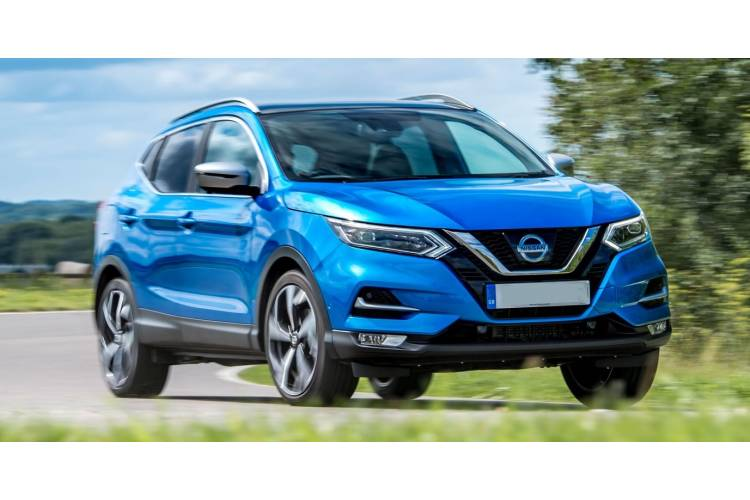 Nissan Qashqai SUV 2wd 1.3 DIG-T 140PS N-Motion 5Dr Manual [Start Stop]